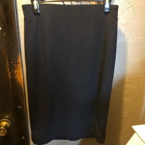 NWT Premise Pencil Skirt Black size 4